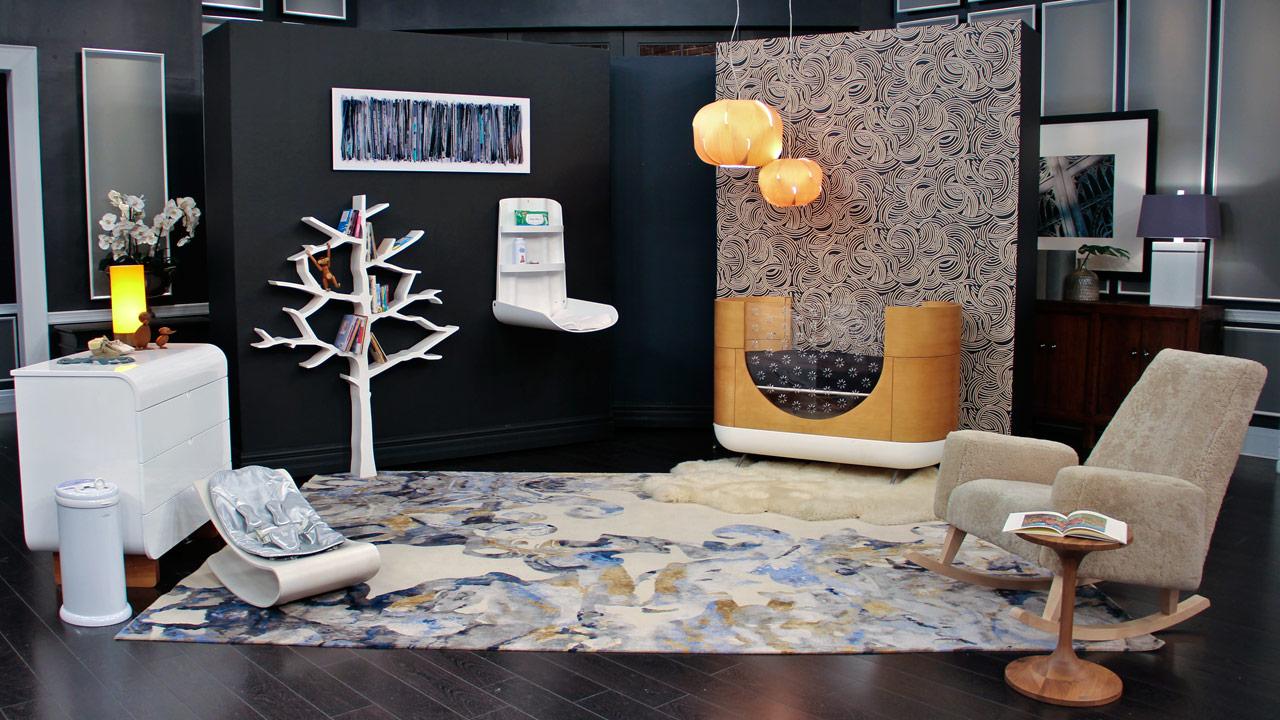 tips mendekorasi nursery room