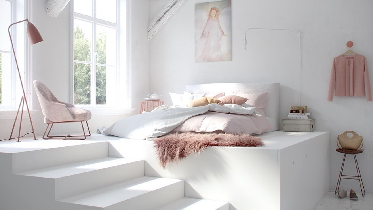 4 Kombinasi Warna Putih yang Menarik!