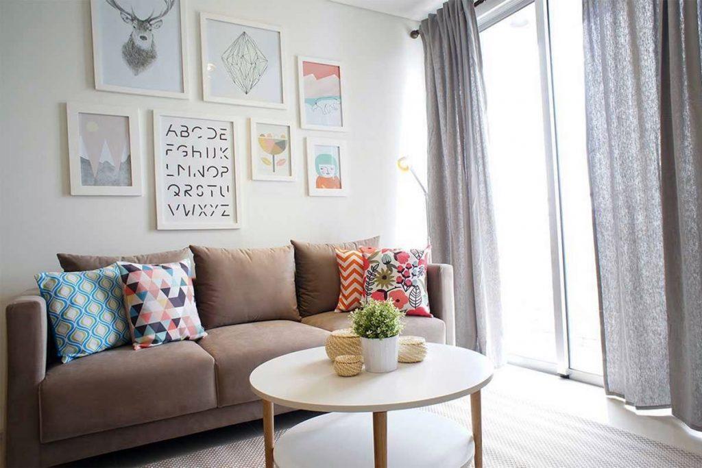 4 Ide Dekorasi Dinding Ruang Tamu Sederhana Make Your