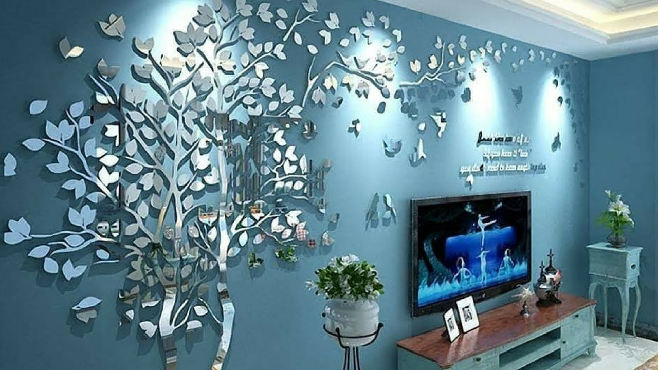 Desain Dinding Rumah Instagramable