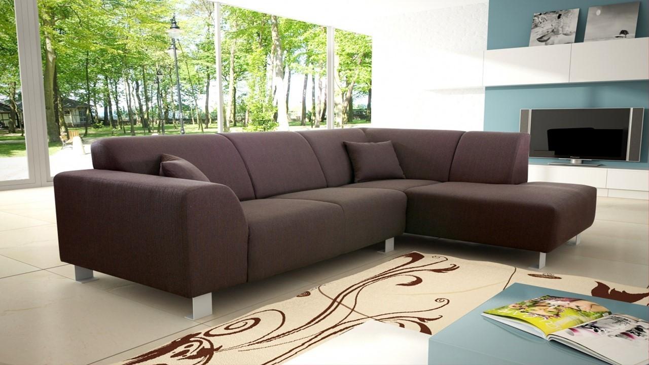 Ide Menata Sofa Sudut