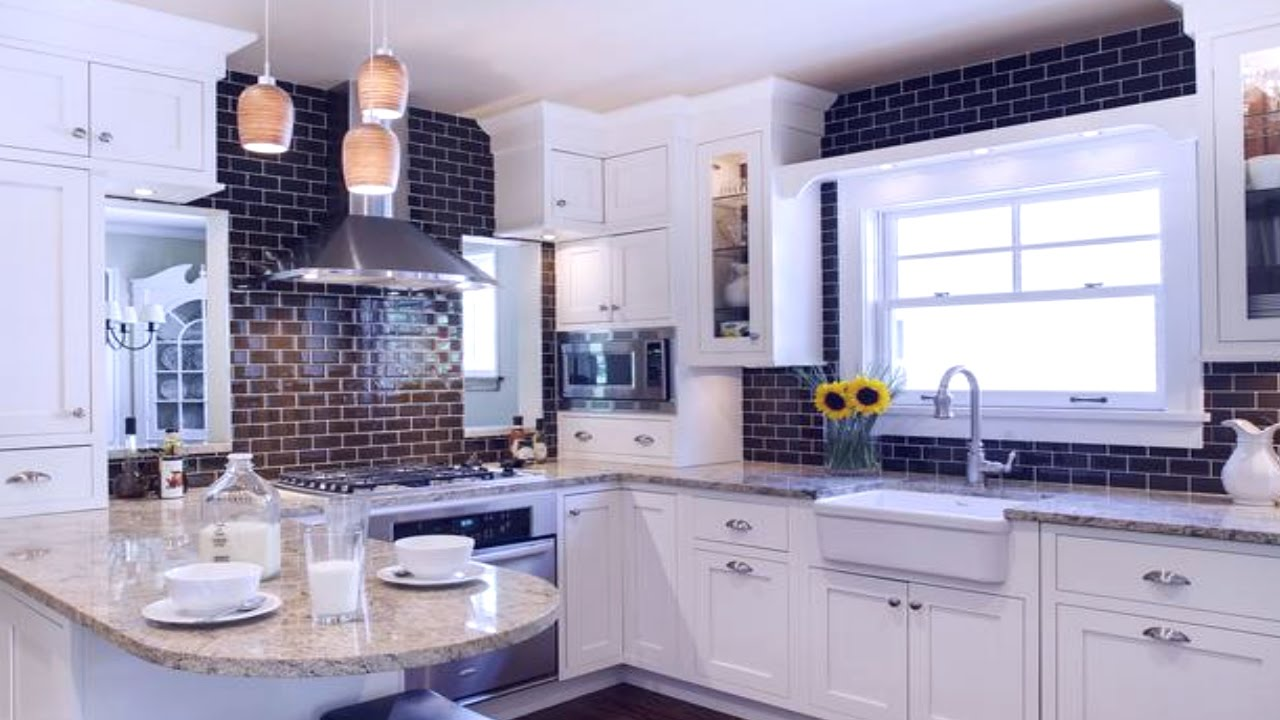 Kreasi Backsplash Interior Dapur