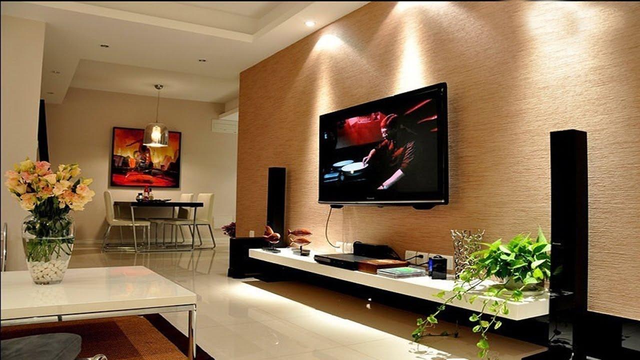 cara mendesain ruang TV