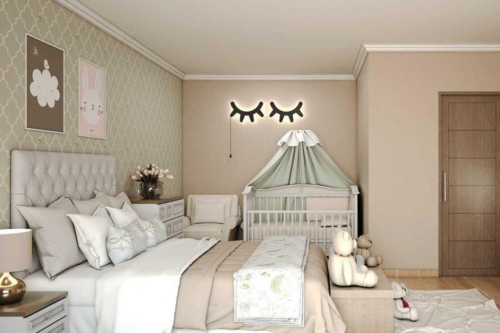 4 Ide Desain Kamar Bayi Untuk Anak Pertama Anda Make Your