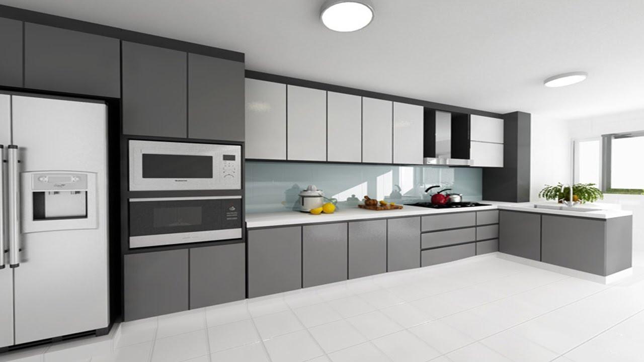 Konsep Dapur Modern
