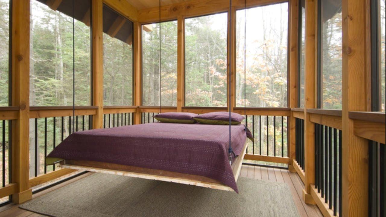 4 Desain Tempat Tidur Unik dan Menarik