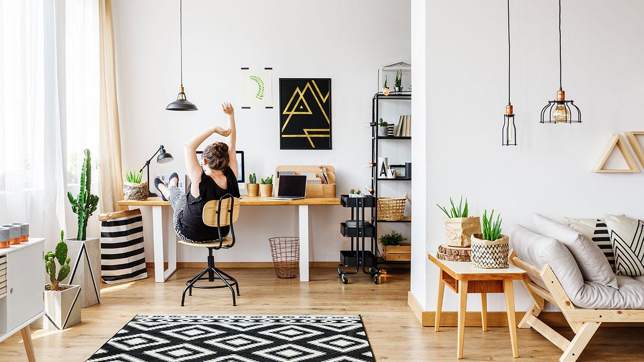 4 Furniture Ruang Kerja yang Bisa Meningkatkan Produktivitas