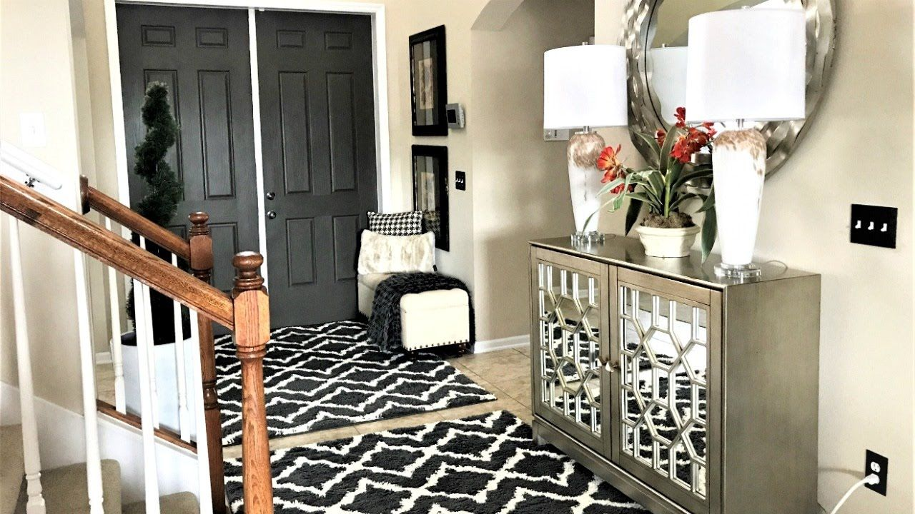 4 Inspirasi Desain Foyer Untuk Rumah Anda!