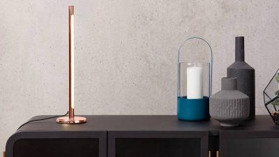 4 Lampu Meja Trendy Untuk Anda