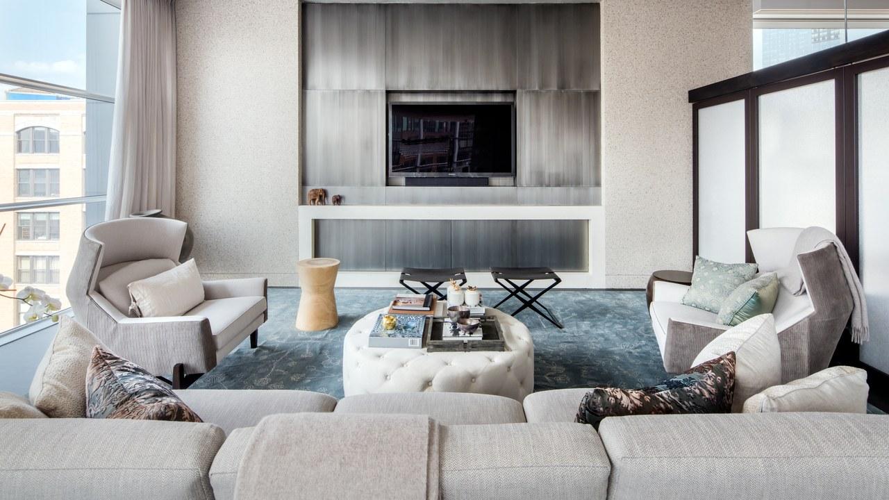 4 Inspirasi Apartemen Mewah Milik Artis Terkenal Di Dunia!