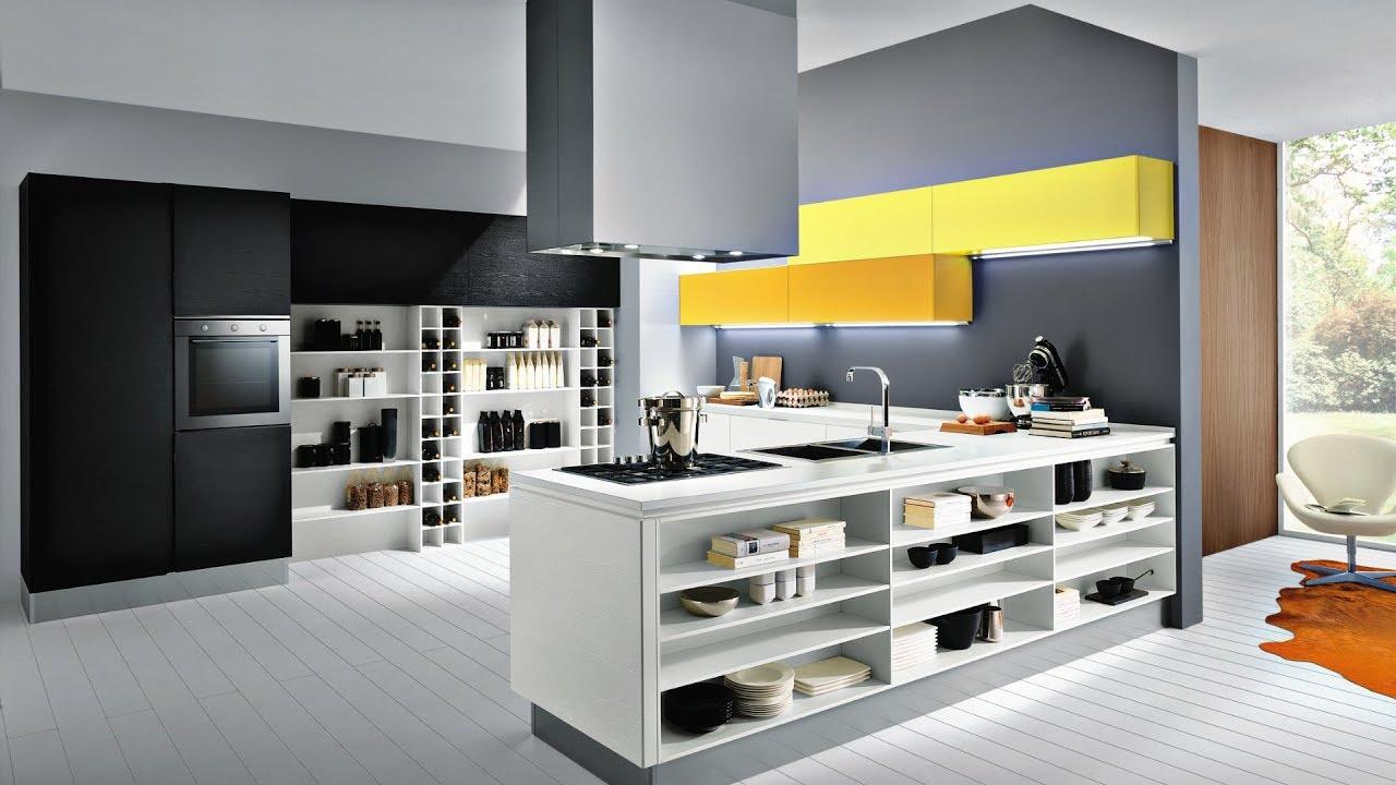 Desain Dapur Berfitur Canggih, Ini 4 Tipsnya