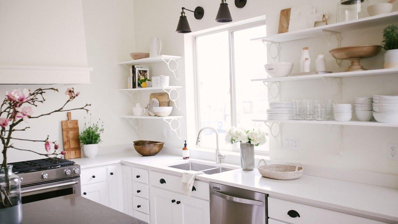 Mendesain Dapur Minimalis Modern, Ini 4 Tipsnya!