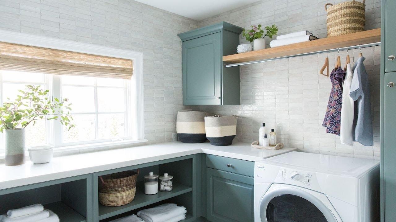Mengenal Laundry Room yang Bukan Sekedar Tempat Mencuci