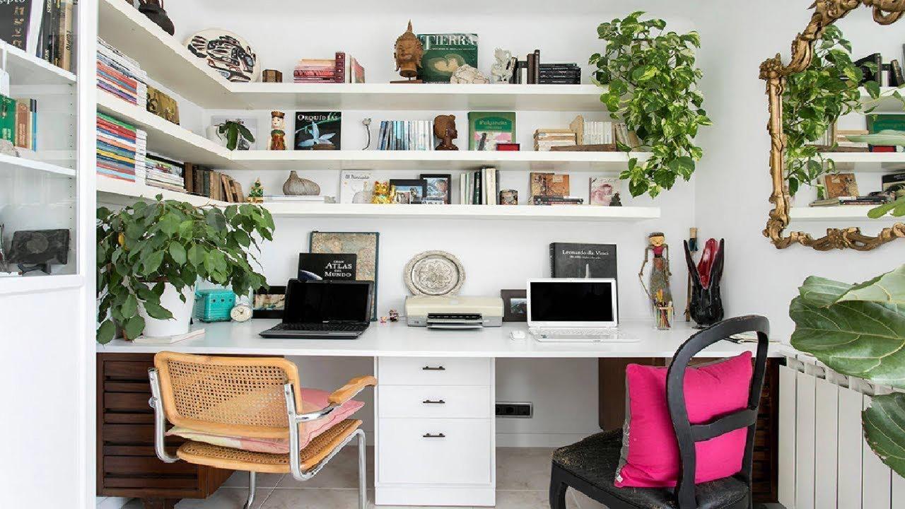4 Desain Ruang Kantor Di Rumah yang Menginspirasi!